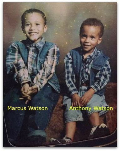 Anthony and Marcus Watson