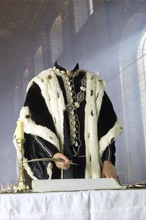 Королевские костюмы для фотошопа