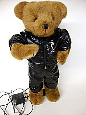 Elvis Presley Animated Teddy Bear Everything Elvis