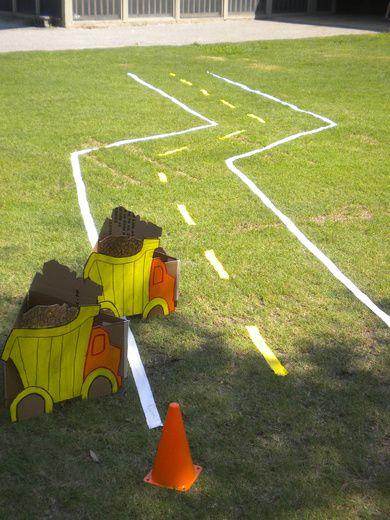 """Photo 6 of 17: All About Trucks / Birthday """"Mason's Construction Party"""" 