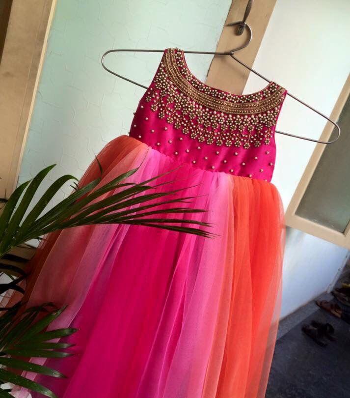 Designer dress  http://www.wishcraft.in