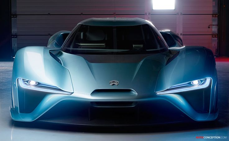 NextEV Unveils NIO EP9 Supercar – 'World's Fastest Electric Car'