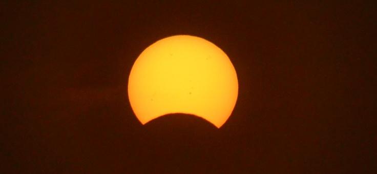 Eclipse de Sol desde la Provincia de Chubut