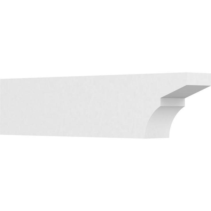 Best Ekena Millwork 6 In X 10 In X 42 In Standard Monterey 640 x 480