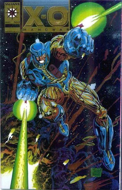 XO Manowar #0 Gold