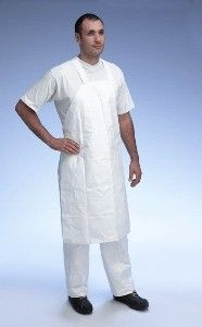*Special Offer* Dupont Tyvek Disposable Apron 107cm - TA12 1