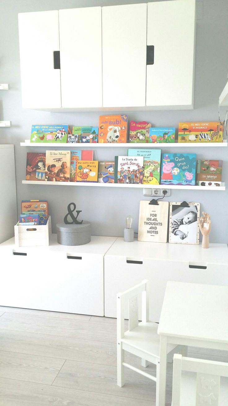 328 besten ikea stuva bilder auf pinterest spielzimmer kleinkinderzimmer und m dchen schlafzimmer - Stylische babyzimmer ...