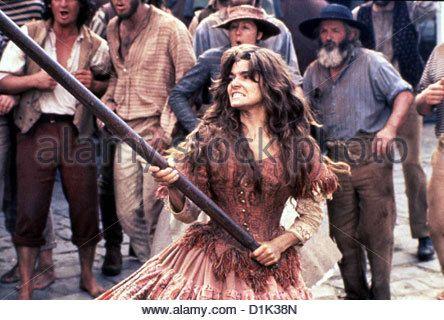 Quigley, Der Australier  Quigley Down Under  Crazy Cora (Laura San Giacomo) *** Local Caption *** 1990 MGM/Clips - Stock Photo