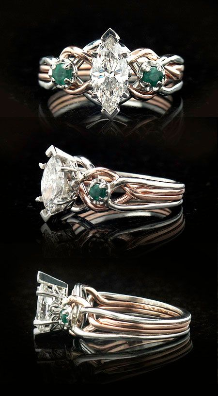 celtic puzzle wedding rings for her | diamond-engagement-rings-emer-puzzle-rings-71pt5pt-plrg.jpg