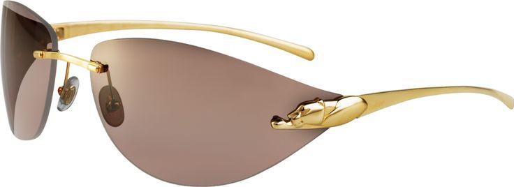 Cartier 2015/2016 Collection | http://www.cartier.us/en-us/collections/accessories/eyewear/women-s-sunglasses.html