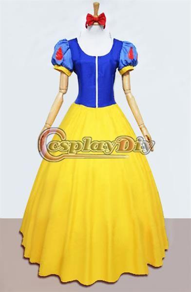 Платье для белоснежки