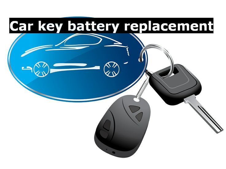 60 Best Car Key Battery Replacement Images On Pinterest