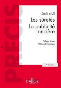 Droit civil : les sûretés, la publicité foncière - P. Delebecque - P. Simler - Dalloz - 9782247161959 - Lgdj.fr http://catalogue-bu.univ-lemans.fr/flora/jsp/index_view_direct_anonymous.jsp?PPN=196237912