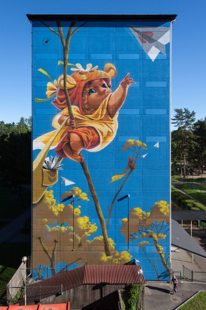 Anamalitoland (2016) - Göteborg (Sweden)