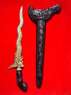 Antique - Keris Naga Liong