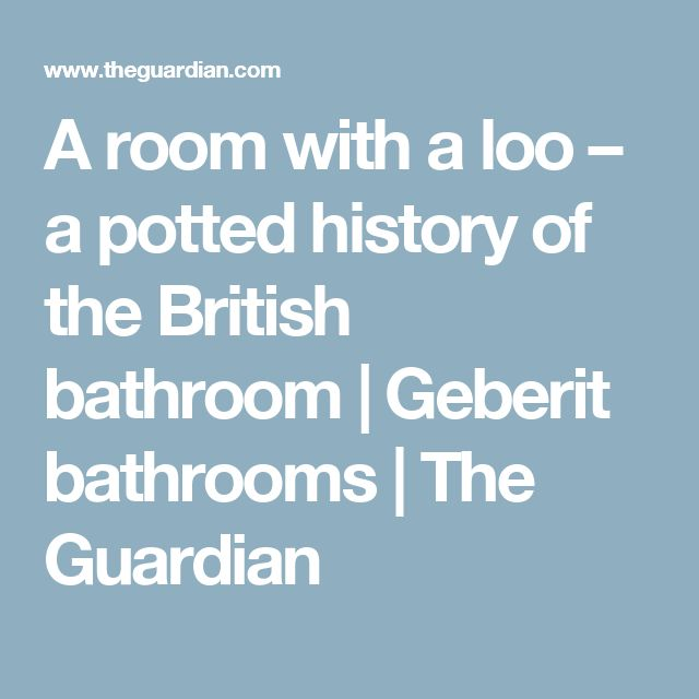 A room with a loo   a potted history of the British bathroom   Mars   Bathroom and British. A room with a loo   a potted history of the British bathroom