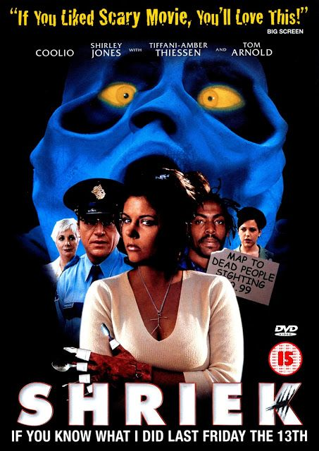 """FRIGHT-FEST TRICK! FULL MOVIE! """"Shriek If You Know What I Did Last Friday The 13th"""" (2000)  """"Shriek If You Know What I Did Last Friday The 1..."""
