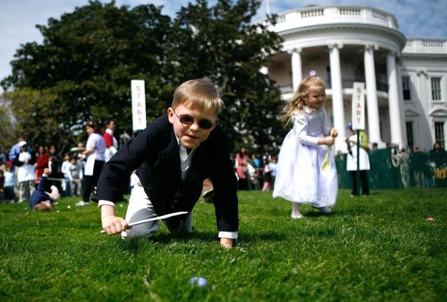All About the White House Easter Egg Roll, Tickets and More!