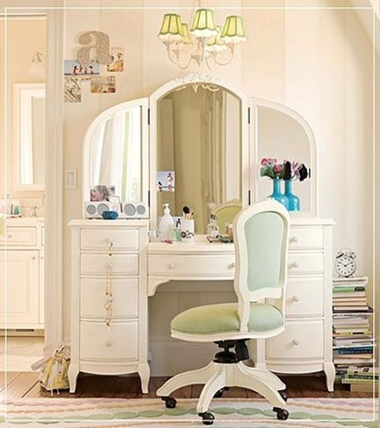 Best 25 dressing table design ideas on pinterest makeup for Thin dressing table
