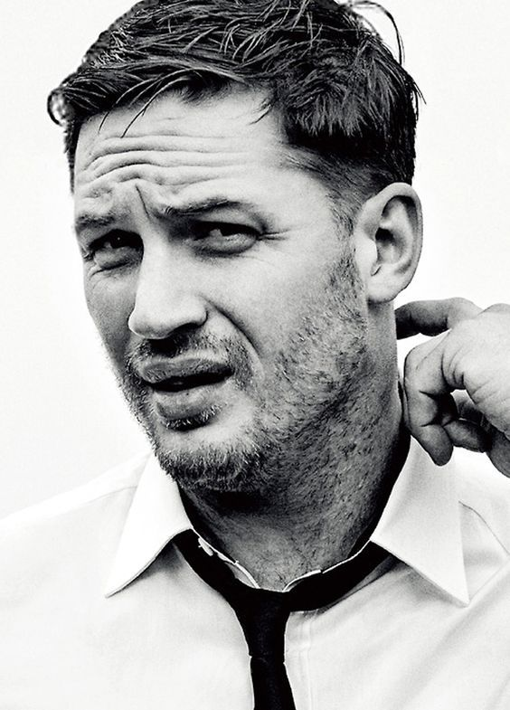 Tom Hardy for Logan Howlett/ The Wolverine.