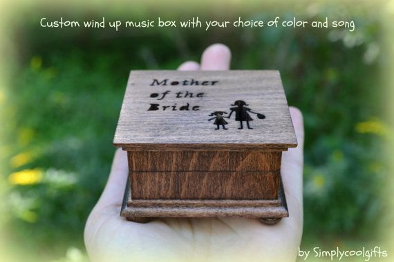 music box wedding music box wedding favor by Simplycoolgifts, $69.00