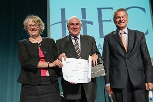 Prof. Jacques Glowinski, Honoris Causa Professor of HEC Paris