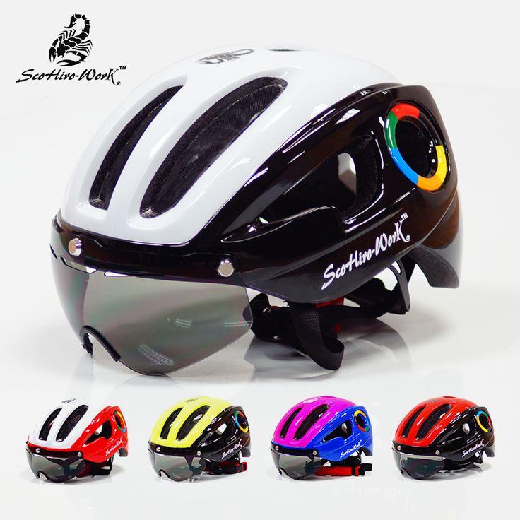 check discount 270g ultralight eps bicycle helmet for men road mtb mountain bike helmet lenses goggles #mtb #helmets