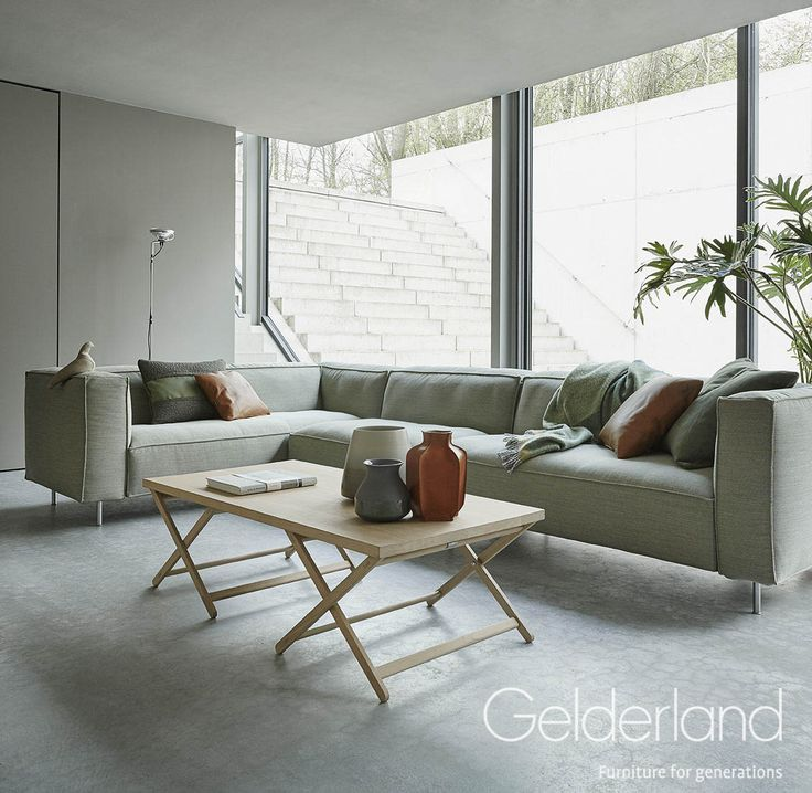 Gelderland bank 6400 by Henk Vos #gelderland #dutchdesign #interieur #henkvos