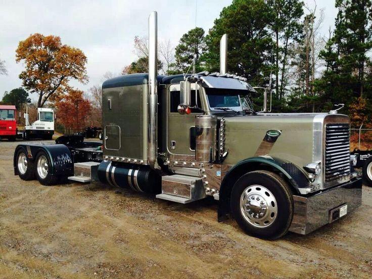 http://truckerslogic.com Peterbilt 379                                                                                                                                                     Mais