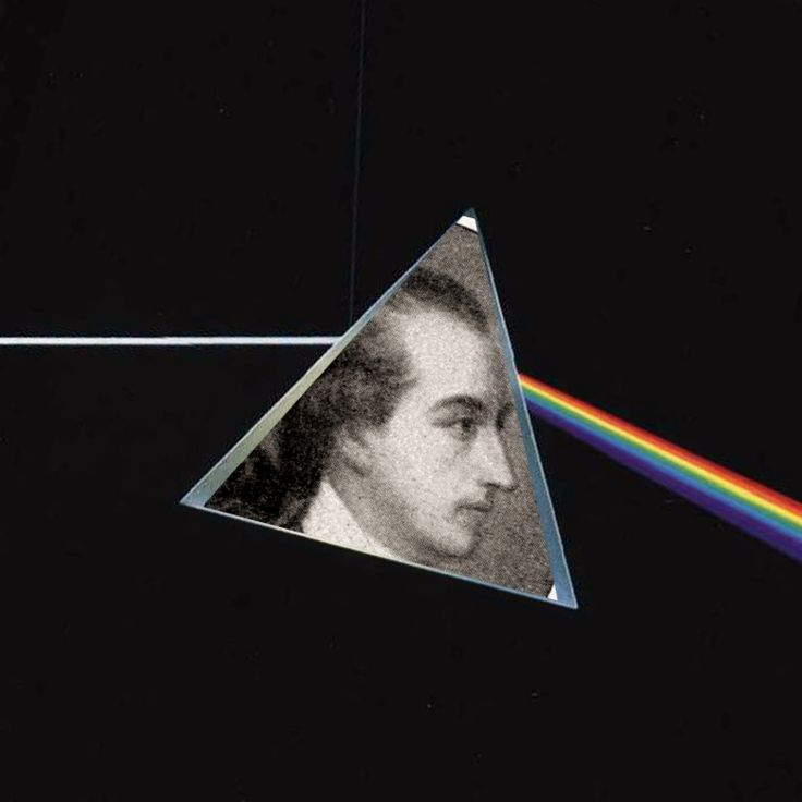 Any Colour You Like: Teoría de los Colores de Goethe, su influencia en la Gran Colombia y Pink Floyd