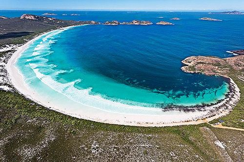 Lucky Bay, Cape Le Grand National Park, Australia