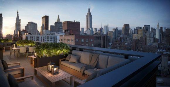 Diseno De Terrazas En La Azotea Hermosas Ideas Para Crear Un Espacio Confortable En 2020 Diseno De Terraza Decoracion Terrazas Aticos Planos De Pergola