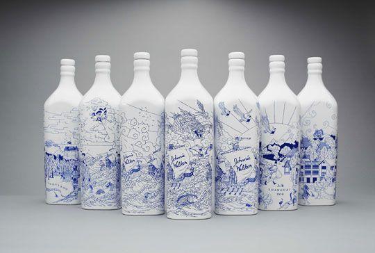 Johnnie Walker 1910 Special Edition Bottles