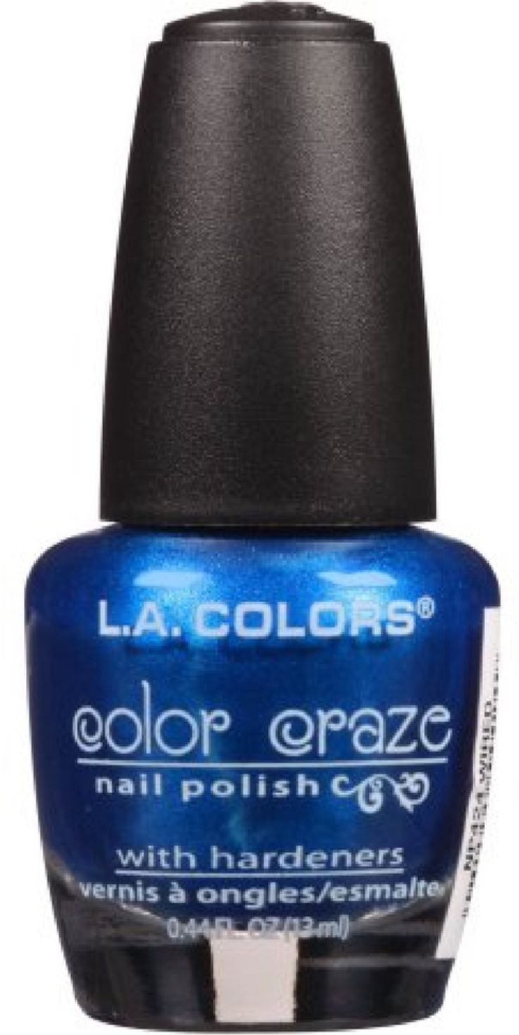 pack l a colors ccolor craze nail polish wired oz