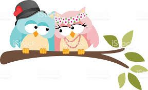 Image result for love owls cartoon