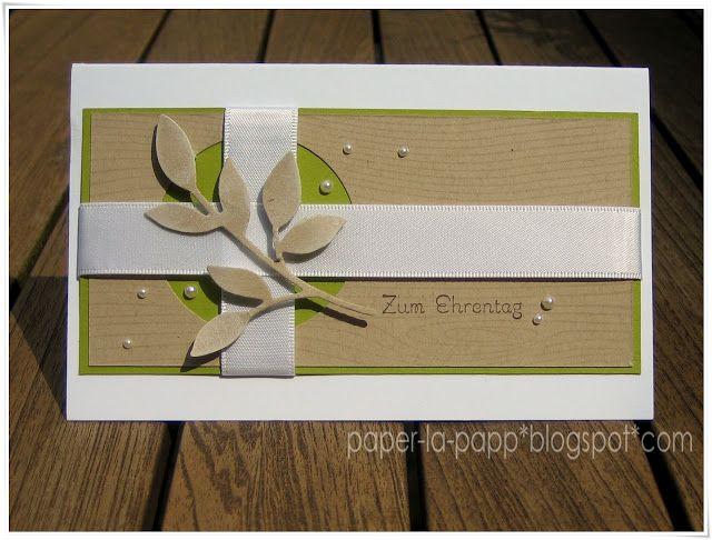 paper-la-papp - Stampin up! Kommunion/Konfirmation