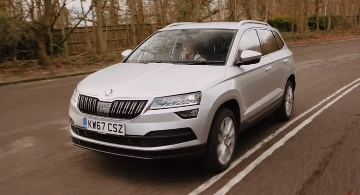 Is The Skoda Karoq Even Better Than The VW Tiguan? #news #Skoda