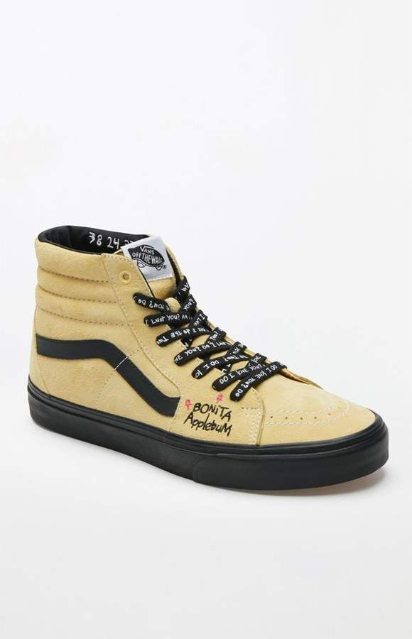 x A Tribe Called Quest Sk8 Hi Shoes #Shoes#collab#epic