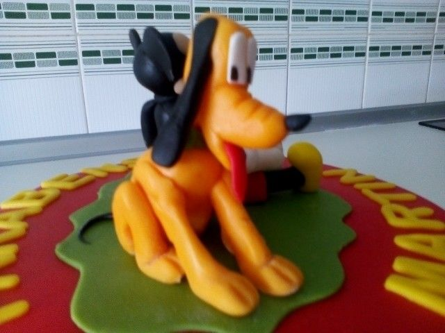 Pluto (pasta de açucar)