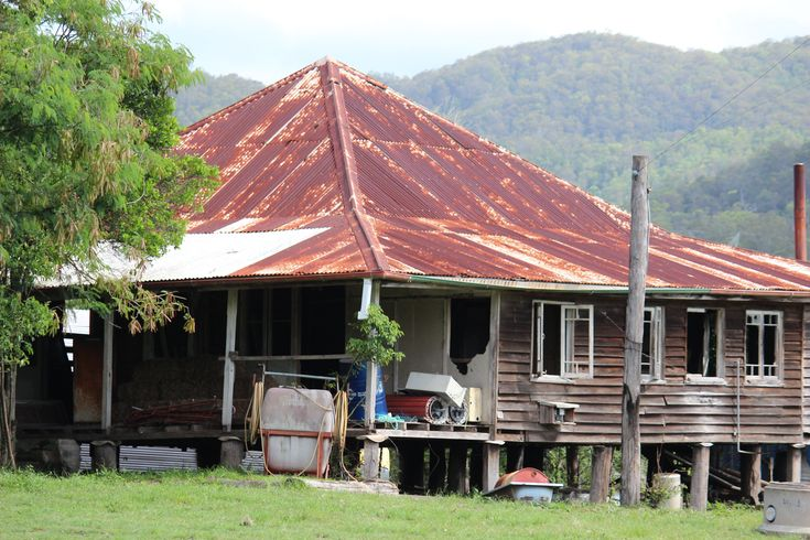 Abandoned house in Queensland Australia.
