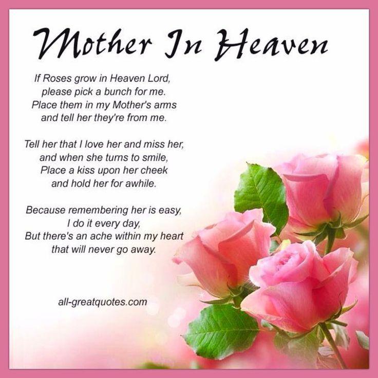 Best 25+ Poems For Mom Ideas On Pinterest