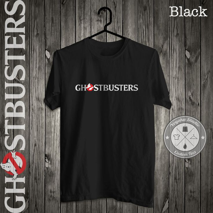 "Jual Kaos ""Ghostbusters"" - Yoyaku Shop | Tokopedia"