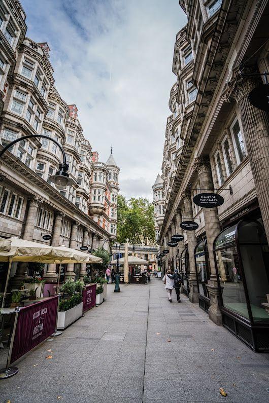 Wandering the streets of London. #london #england #BTPCityscapePro – +BTP Cit...