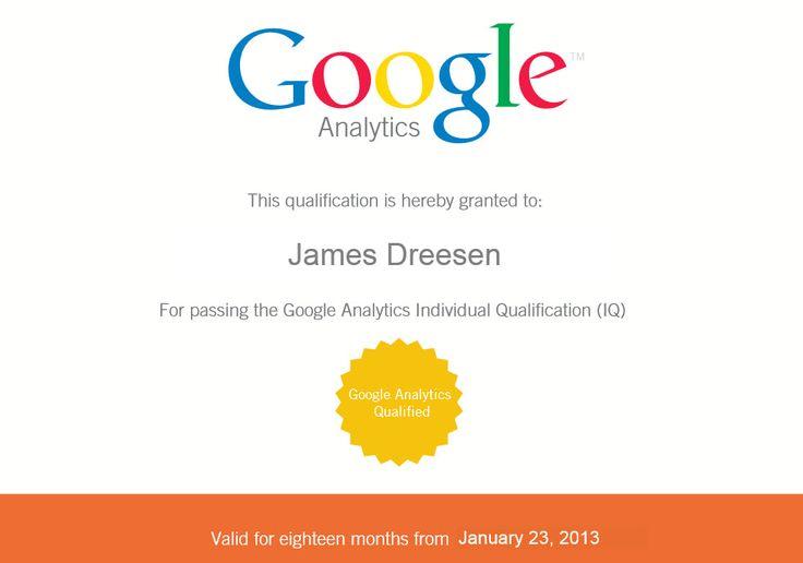 Google Analytics Certification Exam Cheat Sheet – How I Passed!