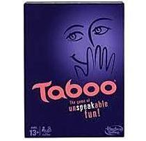 Hasbro 653569892045 Taboo Board Game