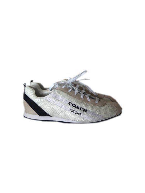 COACH Women's SIGNATURE MYLA Nylon JACQUARD Tennis #Shoes #Fashion