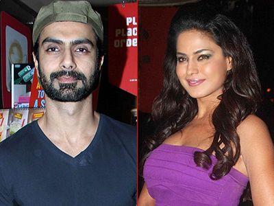 The growing tiff between Veena Malik and Ashmit Patel!