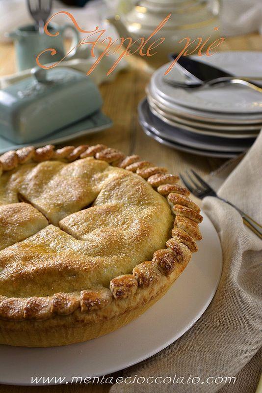Apple Pie la torta di mele più buona del mondo, o quasi!