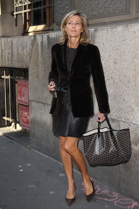 claire chazal style - Google Search                                                                                                                                                     Más
