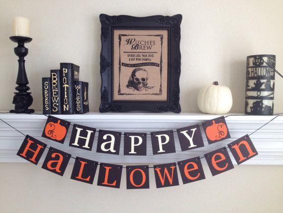 best 25+ happy halloween banner ideas only on pinterest